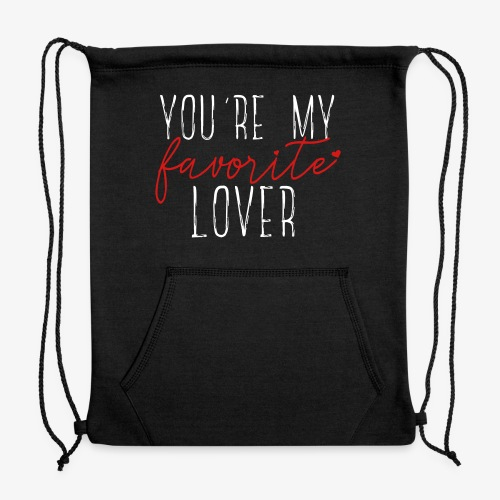 Favorite Lover - Sweatshirt Cinch Bag