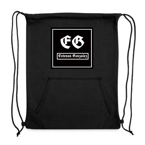 EG line - Sweatshirt Cinch Bag