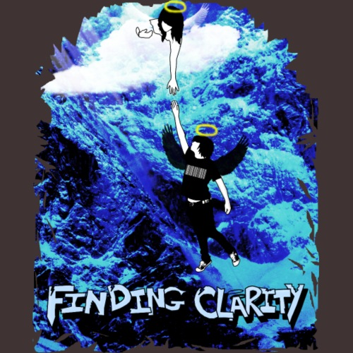Simplistic Design Logo With Text - Sweatshirt Cinch Bag