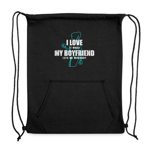 For Females Gym lovers! - Sweatshirt Cinch Bag