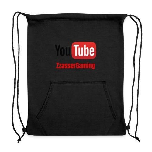 YouTube ZzasserGaming - Sweatshirt Cinch Bag