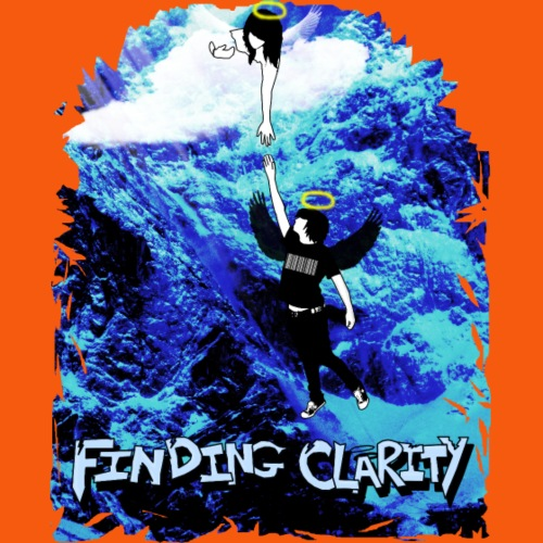Trendy Orange Cat - Sweatshirt Cinch Bag