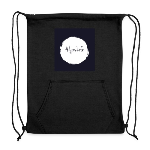 Alyaa Williams - Sweatshirt Cinch Bag