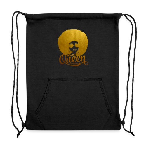 Black Queen - Sweatshirt Cinch Bag