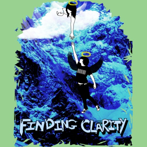 forest dweller Flower - Sweatshirt Cinch Bag