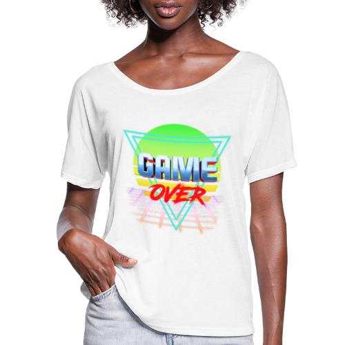 game over - Women's Flowy T-Shirt