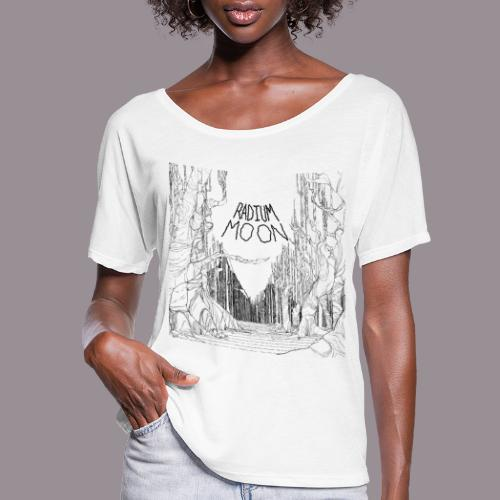 RadiumMoon / Olivia Hamza Design - Women's Flowy T-Shirt