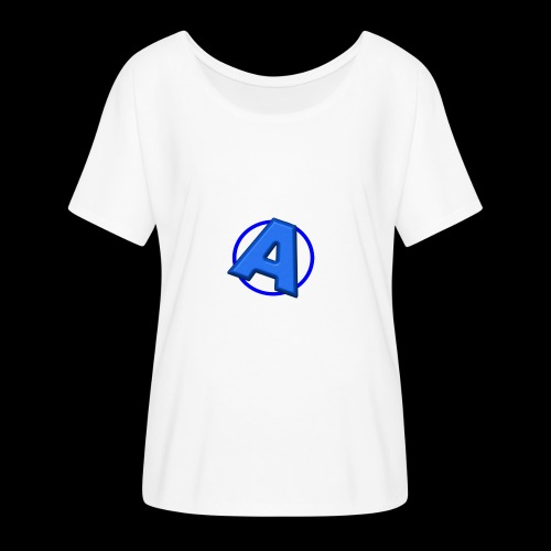 Awesomegamer Logo - Women's Flowy T-Shirt