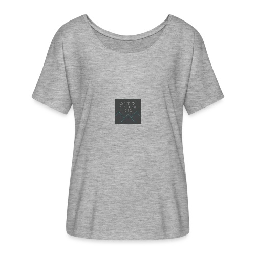 Activ Clothing - Women's Flowy T-Shirt
