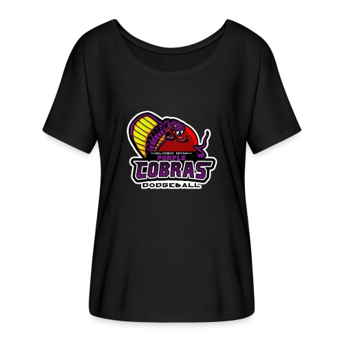 globo gym costume - Women's Flowy T-Shirt