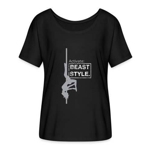 Activate: Beast Style - Women's Flowy T-Shirt