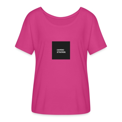 Gaming XtremBr shirt and acesories - Women's Flowy T-Shirt
