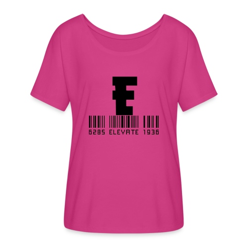 Elevate design - Women's Flowy T-Shirt