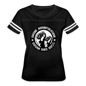 Drone Manipulation FISTS UP - Women's Vintage Sport T-Shirt