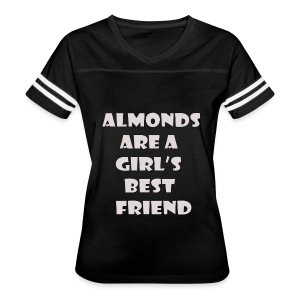 Almonds - Women's Vintage Sport T-Shirt