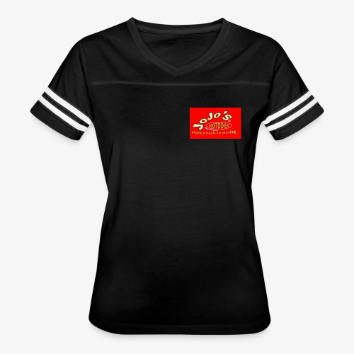 Jojo Hotdog - Women's Vintage Sport T-Shirt