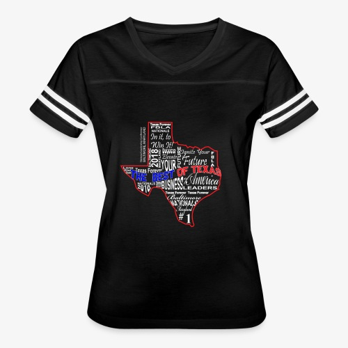 FBLA-The Best of Texas - Women's Vintage Sport T-Shirt