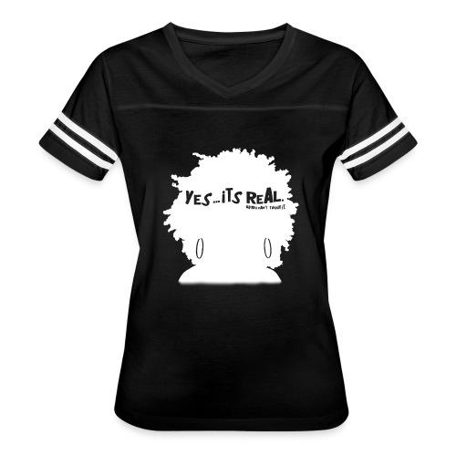 Don't Touch - W - Women's Vintage Sport T-Shirt