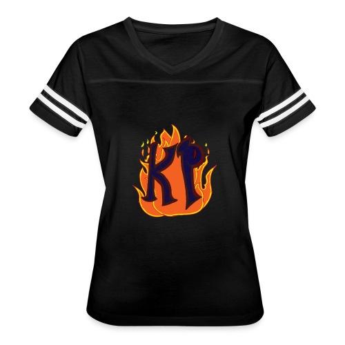 Kepplar Retro - Women's Vintage Sport T-Shirt