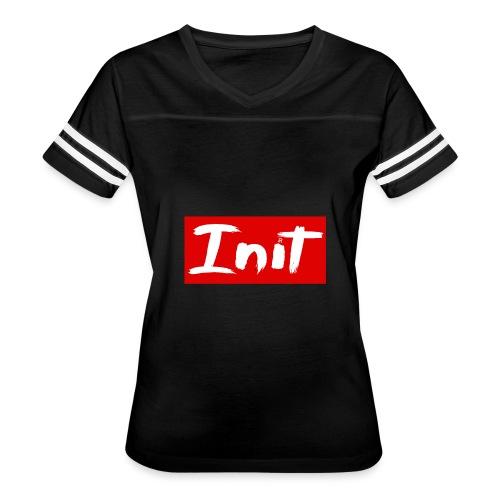 Init - Women's Vintage Sport T-Shirt