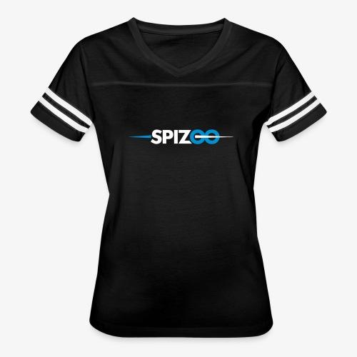 Spizoo Official Dark Clothes - Women's Vintage Sport T-Shirt