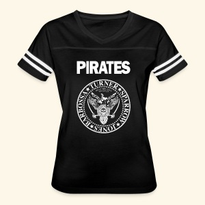 Punk Rock Pirates [heroes] - Women's Vintage Sport T-Shirt