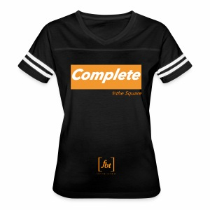 Complete the Square [fbt] - Women's Vintage Sport T-Shirt
