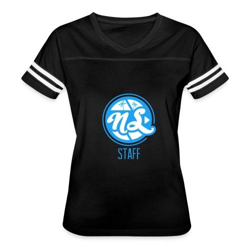 STAFF SHIRT - Women's Vintage Sport T-Shirt