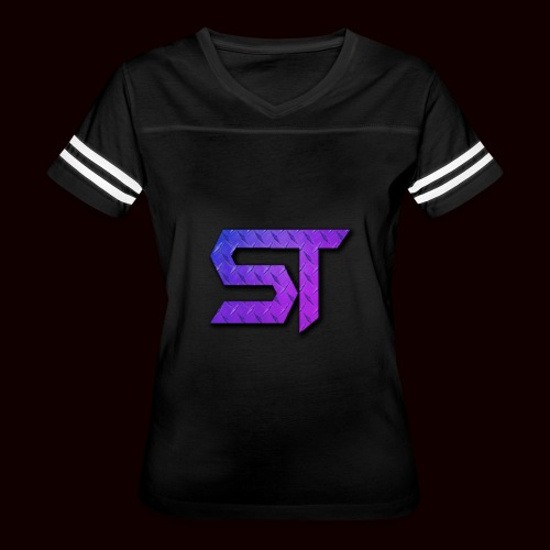 SatireTravesty Logo - Women's Vintage Sport T-Shirt