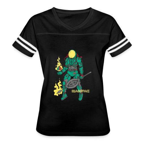 Afronaut - Women's Vintage Sport T-Shirt