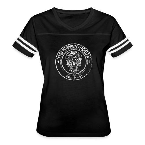 Dia De Las Poet - Women's Vintage Sport T-Shirt