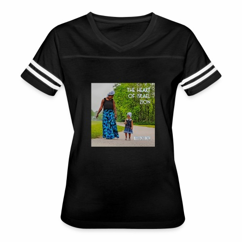 Zion - Women's Vintage Sport T-Shirt
