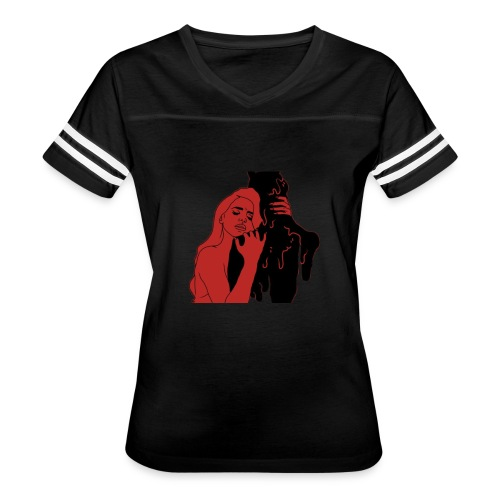 Loved - Women's Vintage Sport T-Shirt