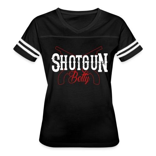 Betty - Women's Vintage Sport T-Shirt