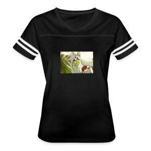 fullsizeoutput 76d - Women's Vintage Sport T-Shirt