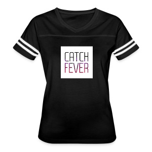 CATCH FEVER 2017 LOGO - Women's Vintage Sport T-Shirt
