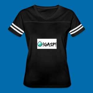 Diamond Gasp! - Women's Vintage Sport T-Shirt