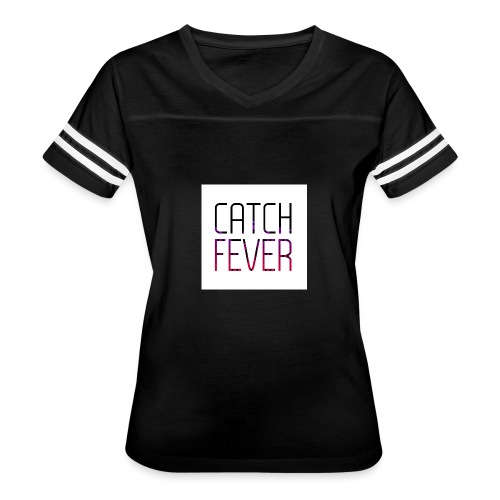 CATCH FEVER 2017 LOGO - Women's Vintage Sport T-Shirt