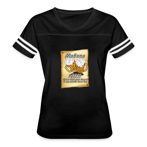 beber tomar - Women's Vintage Sport T-Shirt