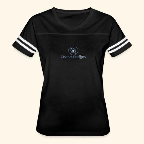 Distinct Designs - Women's Vintage Sport T-Shirt