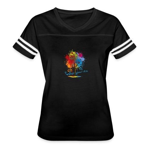 tree life - Women's Vintage Sport T-Shirt