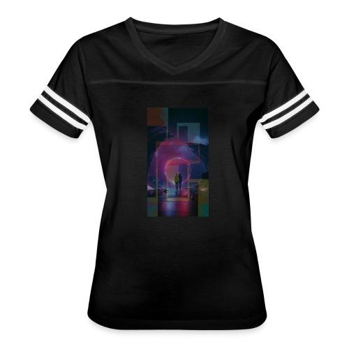 Souf-R - Women's Vintage Sport T-Shirt