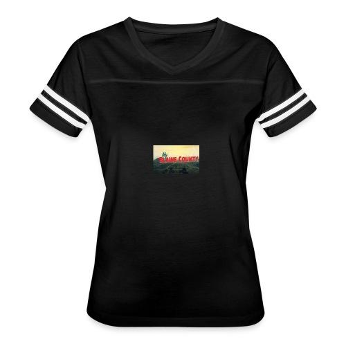 thY3C4IPD6 - Women's Vintage Sport T-Shirt