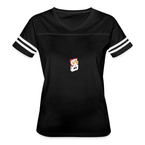 MNML Cigarette Pack - Women's Vintage Sport T-Shirt