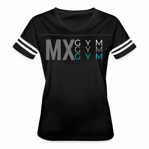 MX Gym Minimal Hat 3 - Women's Vintage Sport T-Shirt