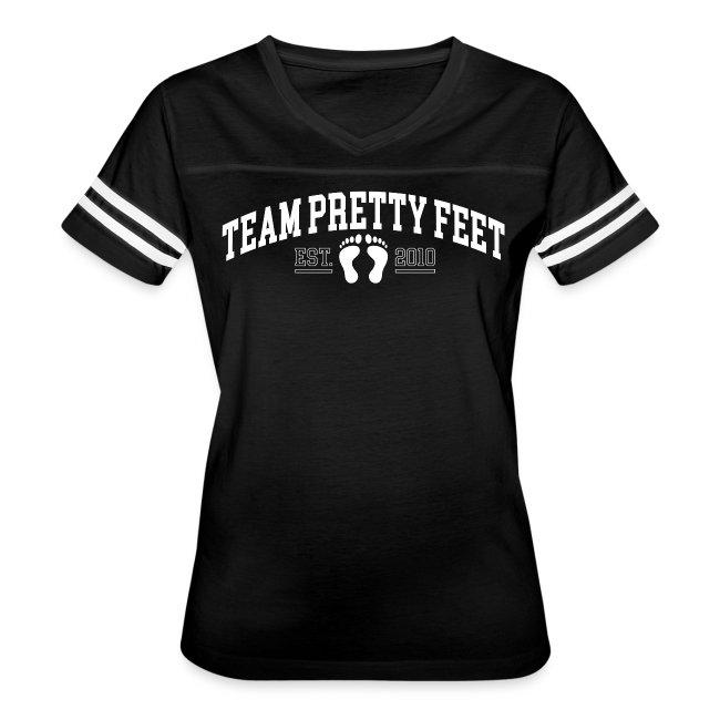 Team Pretty Feet™ Universi-TEE