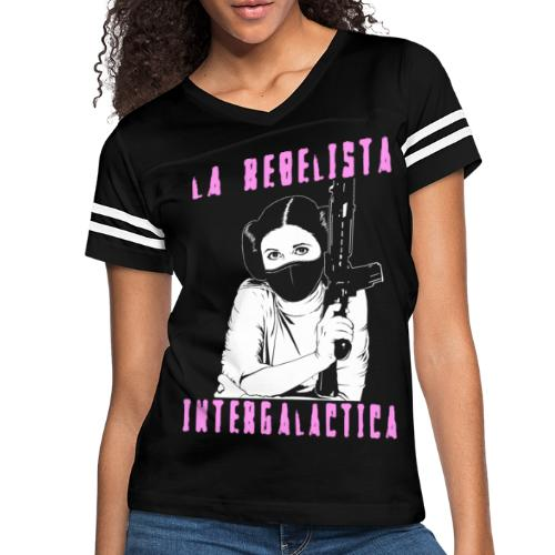 La Rebelista - Women's Vintage Sport T-Shirt