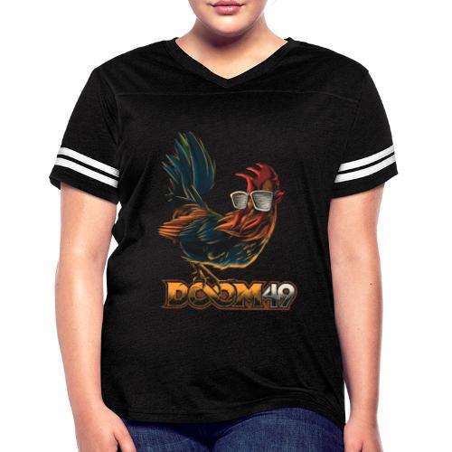DooM49 Chicken - Women's Vintage Sport T-Shirt
