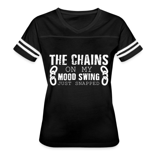 Mood Swings - Women's Vintage Sport T-Shirt