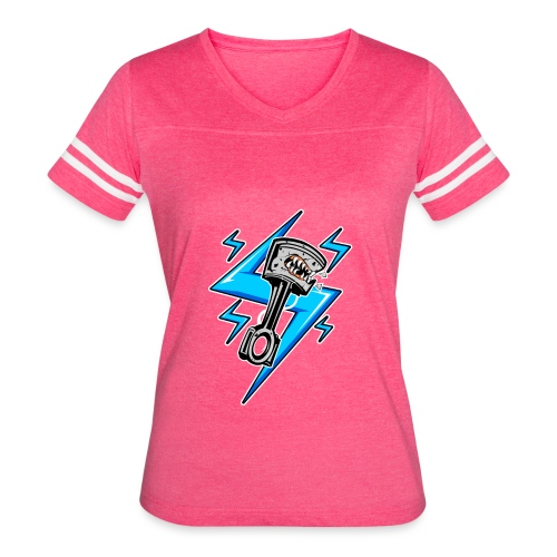 KILLER Sheker - Women's Vintage Sport T-Shirt